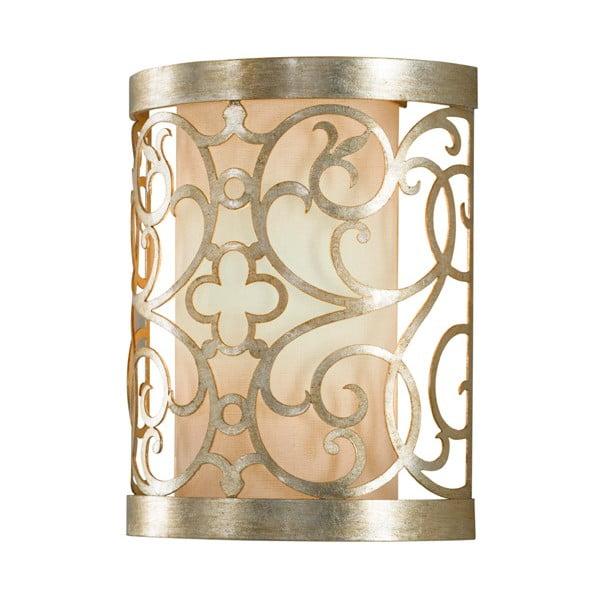 Kinkiet Arabesque One Silver
