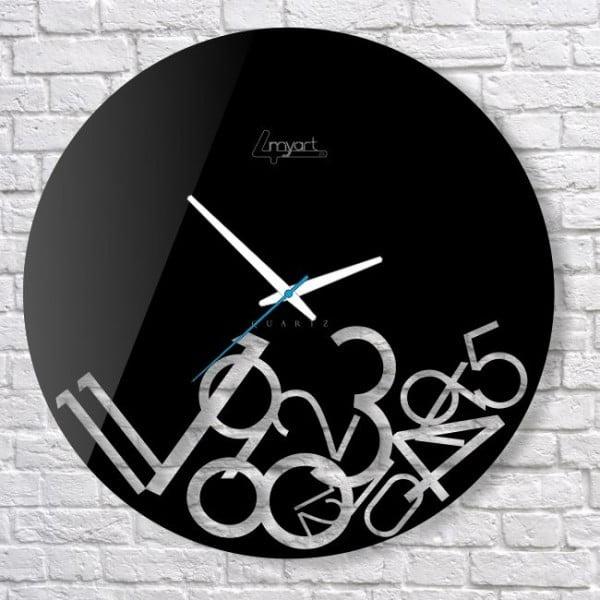 Zegar ścienny Confusion