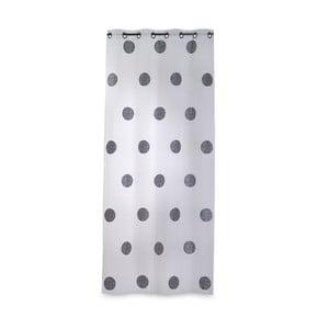 Zasłona Lou Grey, 135x270 cm