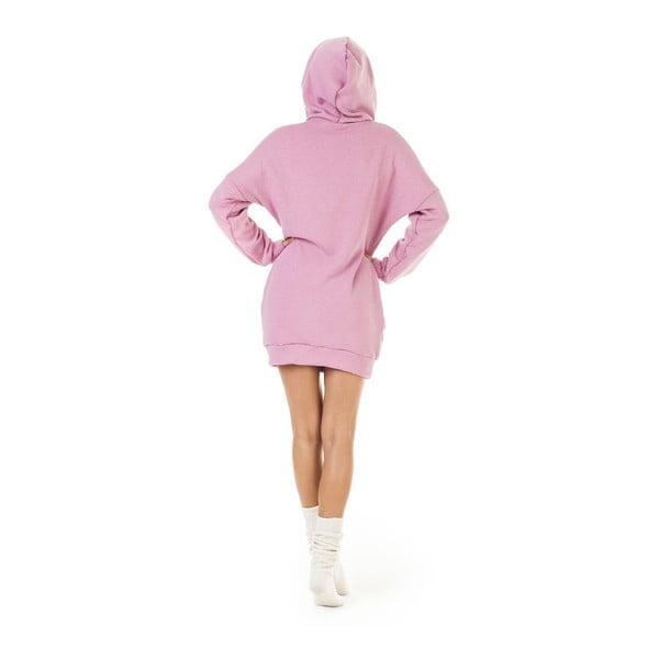 Bluza Signature Pink, S