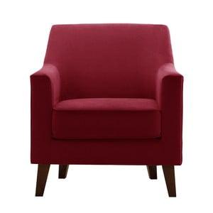 Czerwony fotel Jalouse Maison Kylie