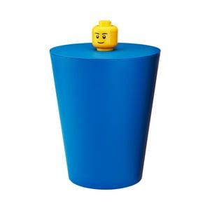Kosz Lego, niebieski