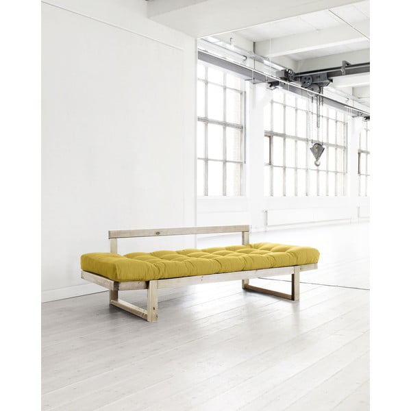 Sofa Karup Edge Natural/Amarillo