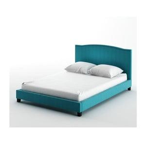 Łóżko Valencia Blue, 140x200 cm