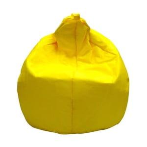 Żółty worek do siedzenia 13Casa Droplet