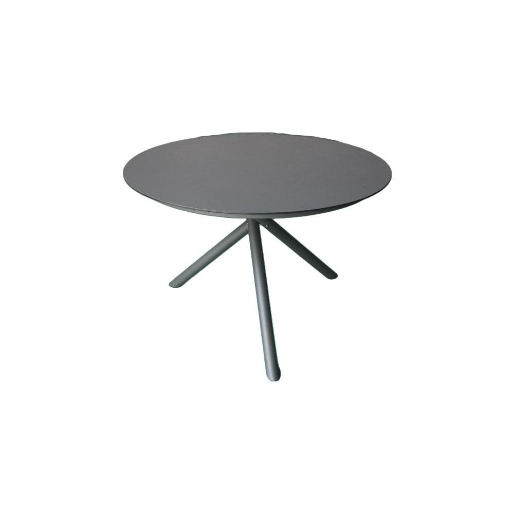 Metalowy stół ogrodowy ADDU Kendra, ⌀ 110 cm