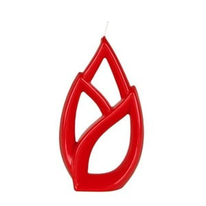 Świeczka Livia Petit Red