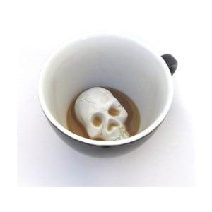 Kubek Skull, 445 ml, czarny