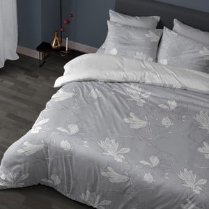 Pościel Blomstra Grey, 200x200 cm