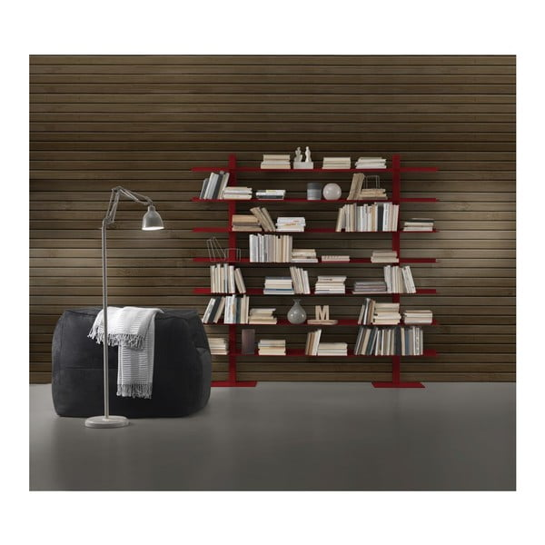 Biblioteczka Zefiro II Red