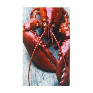 Oraz na płótnie Lobster, 60x100 cm
