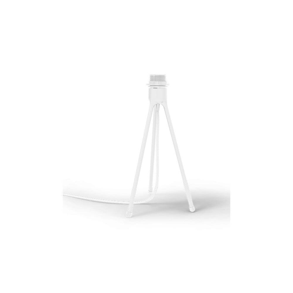 Biały trójnożny stojak na lampę VITA Copenhagen, wys.36cm