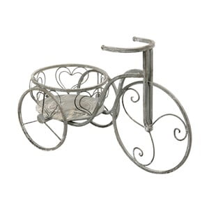 Kwietnik w kształcie roweru Clayre & Eef, 54x25 cm