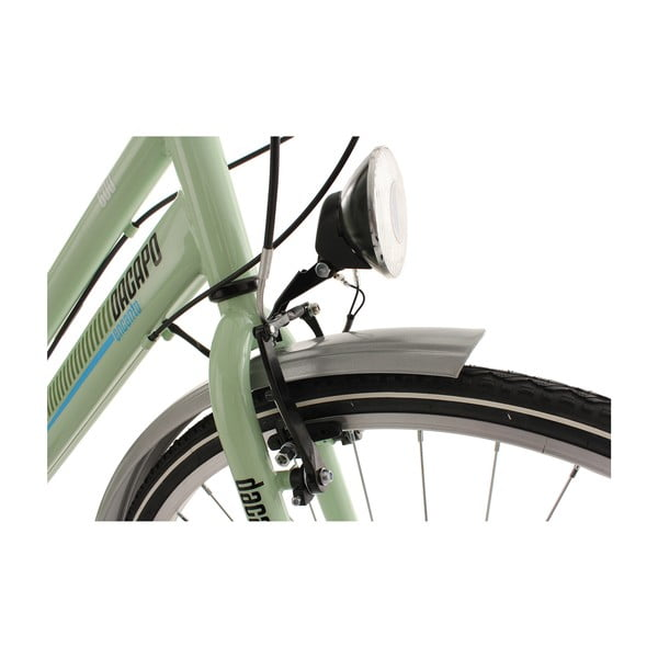 Damski rower City Bike Encanto Mint, 28""