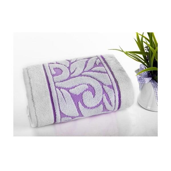 Ręcznik Ahsen Lilac, 50x90 cm