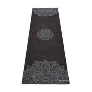 Mata do jogi Yoga Design Lab Hot Mandala Black