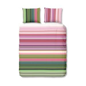 Kolorowa pościel bawełniana Muller Textiel Descanso, 140x200 cm