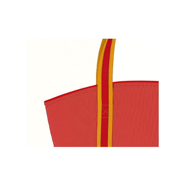 Torba plażowa Pua Kopu 28 l, czerwona