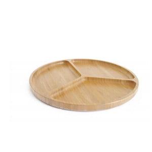 Bambusowa taca do serwowania