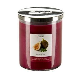 Świeczka o zapachu fig i ziół Copenhagen Candles,czas palenia 70 godz.