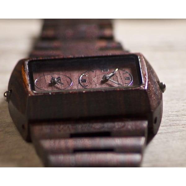 Drewniany zegarek Jupiter Brown