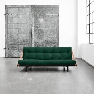 Wielofunkcyjna sofa Karup Jump Black/Botella
