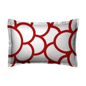 Poszewka na poduszkę Moa Rojo, 50x70 cm