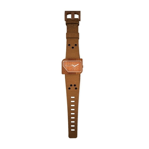 Zegarek Pellicano Brown/Bamboo