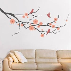 Naklejka Cherry Branch, 90x60 cm