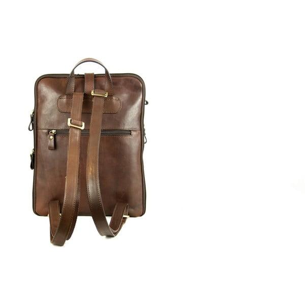 Skórzany plecak Santo Croce 107618 Brown
