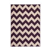 Fioletowo-biały dywan Kayoom Maroc, 80x150 cm