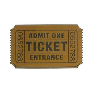 Wycieraczka Bilet