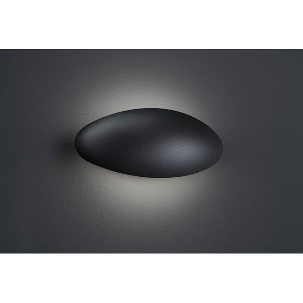 Szary kinkiet zewnętrzny Trio Missouri, wys.11,4 cm