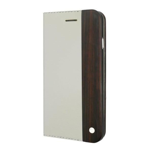 Etui na iPhone6 Case Saffiano Texture White