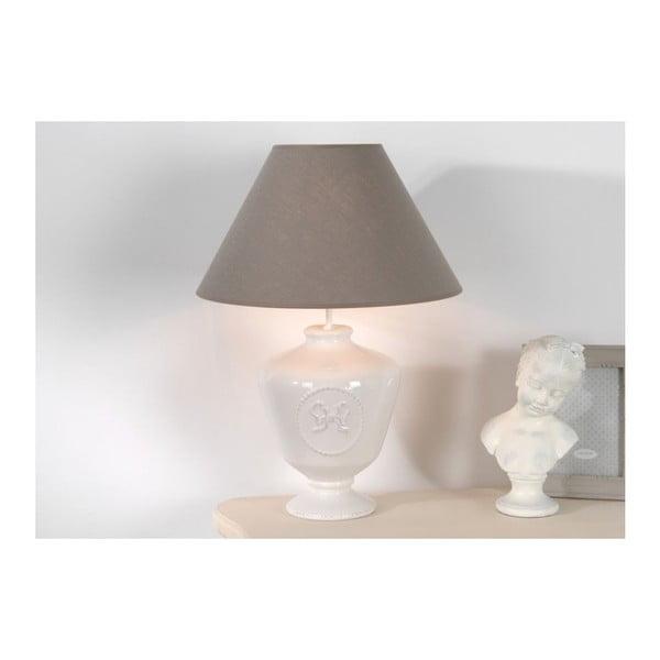 Lampa stołowa Emilie White