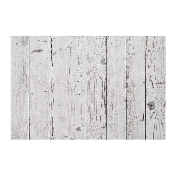 Winylowy dywan Tablas Blanco Gris, 120x170 cm