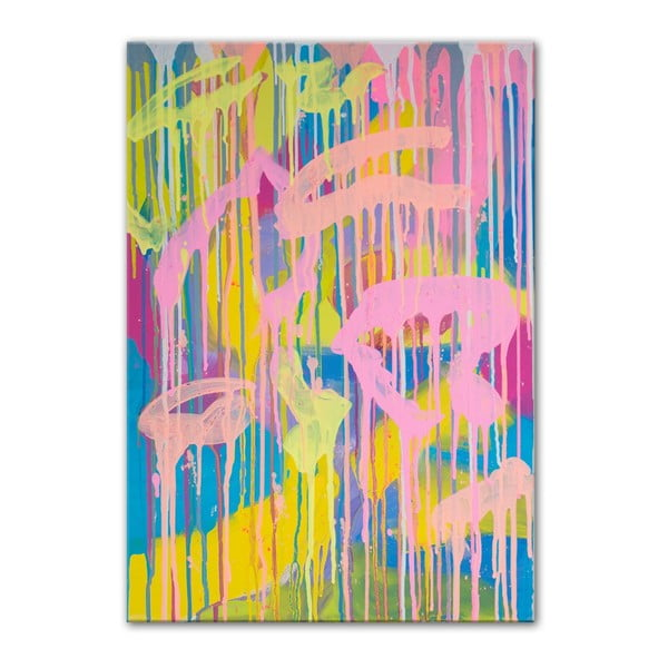 Obraz Spring I, 50x70 cm