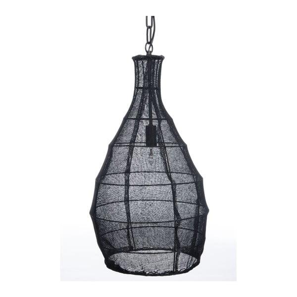 Lampa sufitowa Conical Black, 33x33 cm
