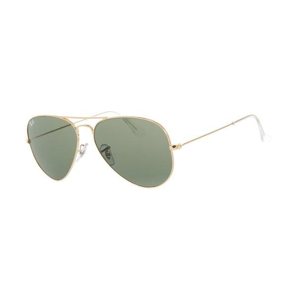 Okulary przeciwsłoneczne Ray-Ban Aviator Gold Darkness