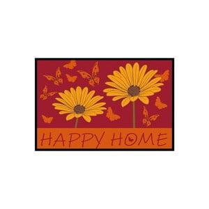 Wycieraczka/dywanik Happy Home, 60x40 cm