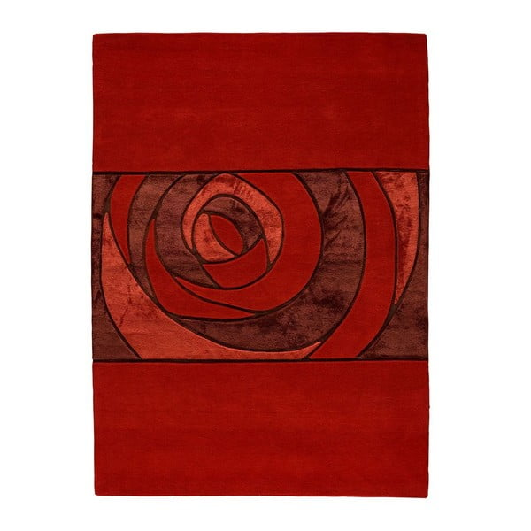 Dywan Gravity Red, 140x200 cm