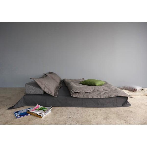 Wielofunkcyjna sofa Myk, szara