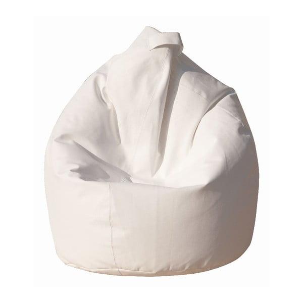 Biały worek do siedzenia 13Casa Bag Eco
