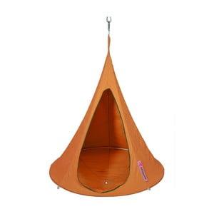 Pomarańczowy namiot wiszący dla dzieci Cacoon Bonsai