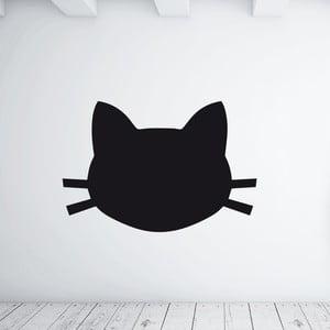 Naklejka ścienna Cat Face