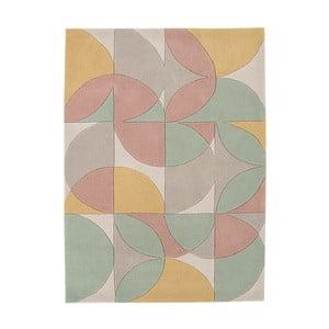 Dywan Asiatic Carpets Harlequin Pastel Bubbles, 170x120 cm