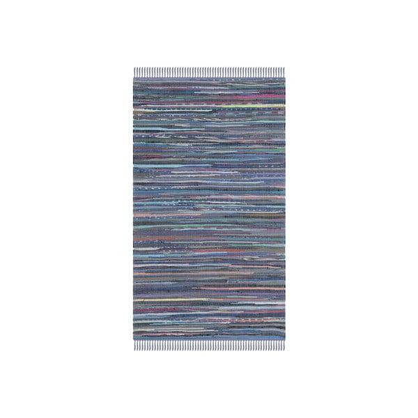 Dywan Elena 68x182 cm, niebieski