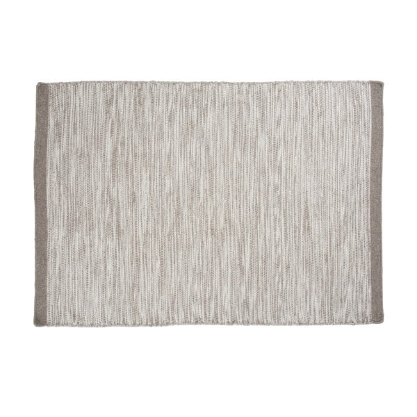 Dywan wełniany Asko Silver, 140x200 cm