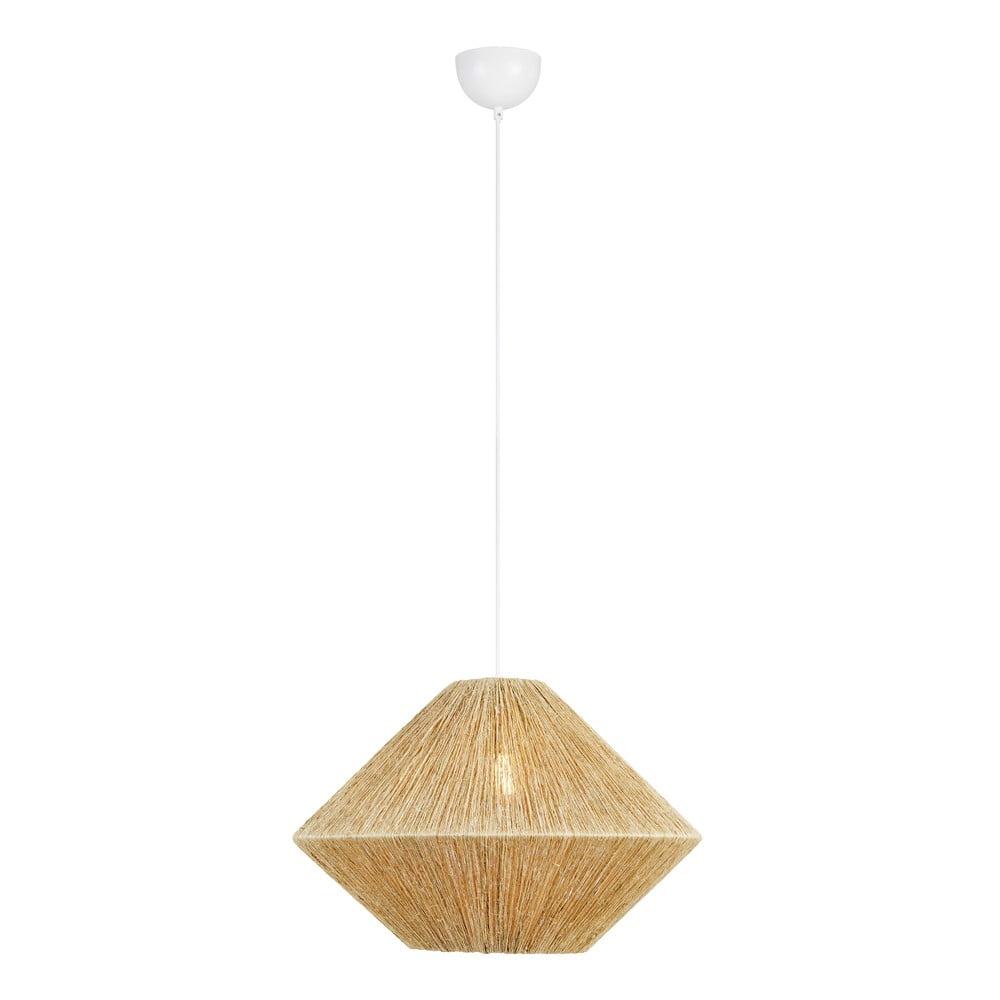 Lampa wisząca Markslöjd Straw Pendant 1L Nature