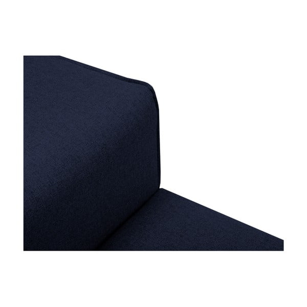 Niebieska sofa 3-osobowa Cosmopolitan Design Seville